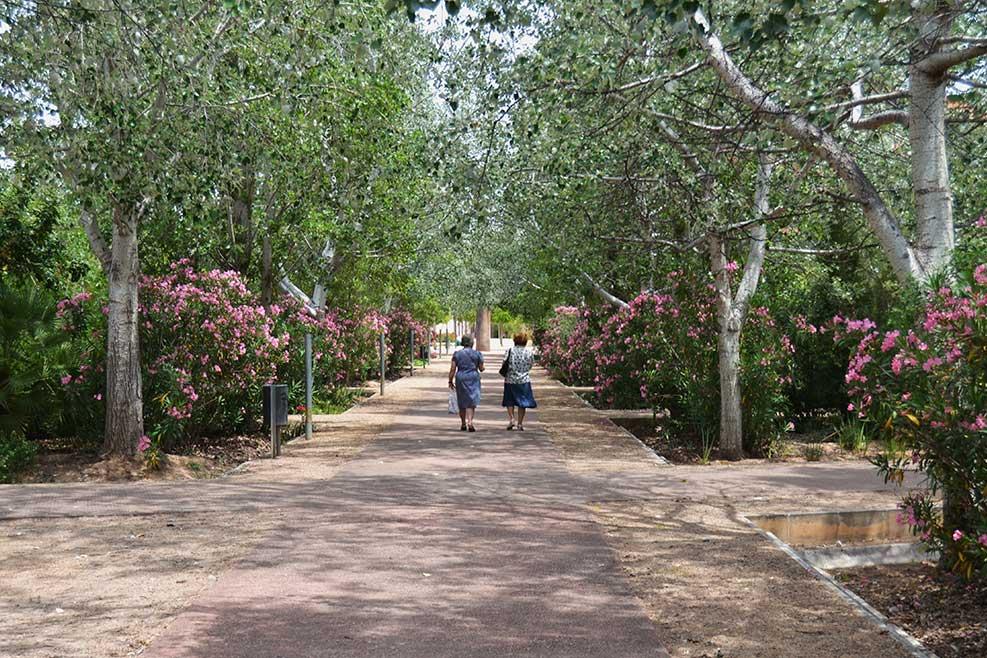El Parque de Marxalenes