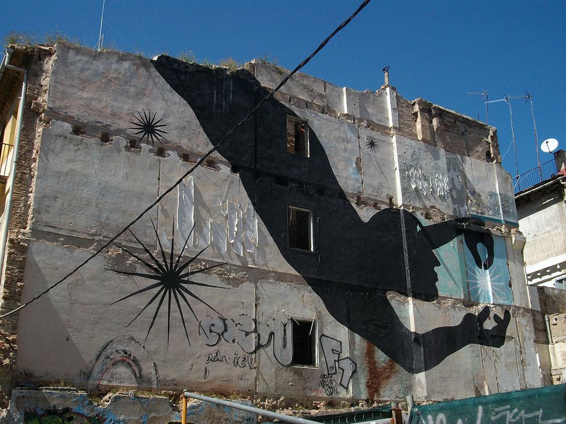 La ruta de los colores: Graffiti y arte urbano en València