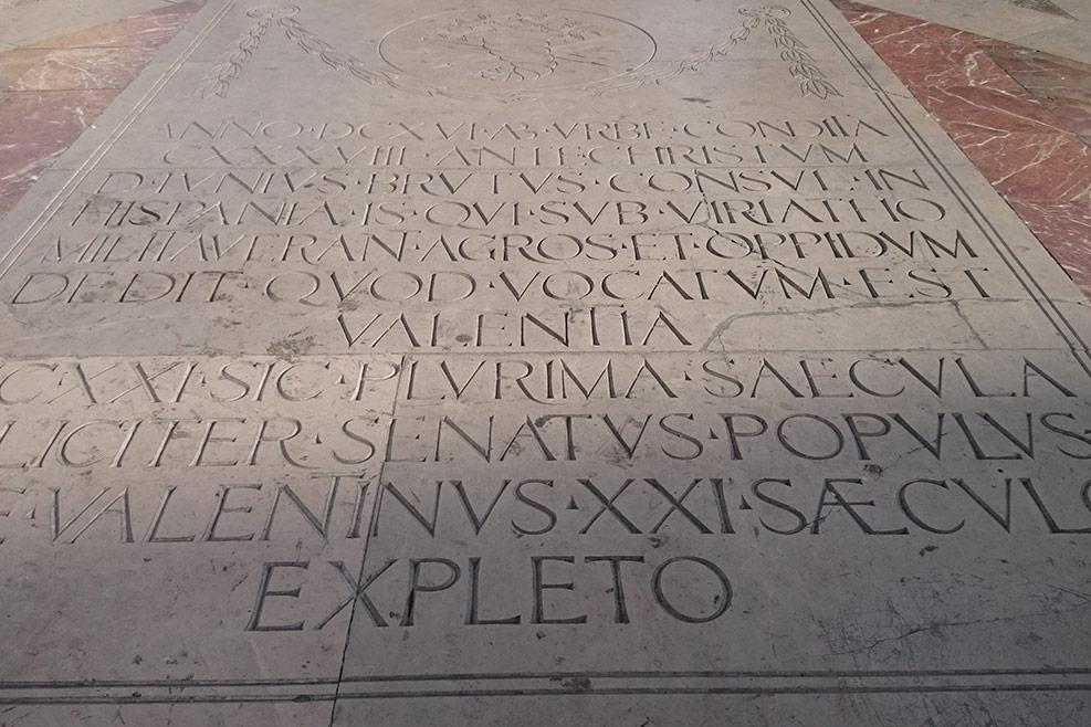 VALENTIA, la vida en una ciutat romana