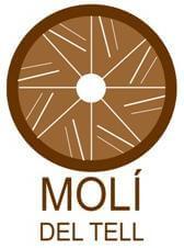 Logotipo Molí del Tell - molino harinero del siglo XVII