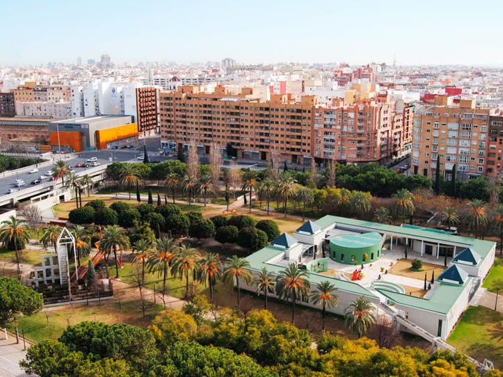 """Naturia """"Por una ciudad más verde"""""""