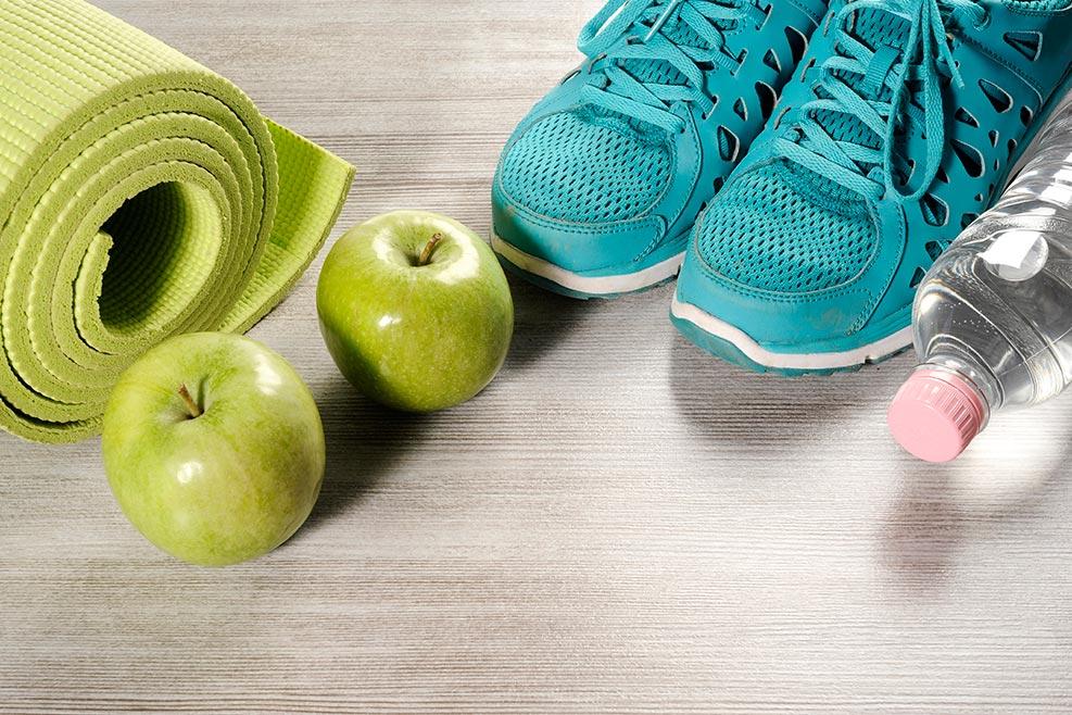 La teua millor decisió, alimentació + exercici