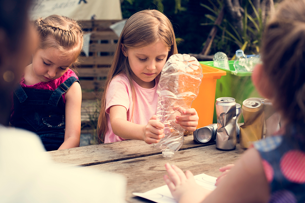 Escuelas responsables: proyecto de eco-auditoría escolar de gestión de residuos