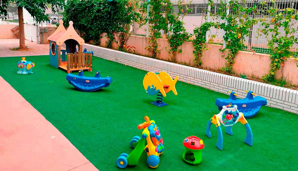 Escuela Infantil Municipal Benicalap 01