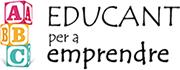 Logotipo educant per emprendre