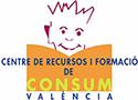 Logotipo Centre de recursos i formació de Consum València