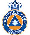 logotipo protección civil