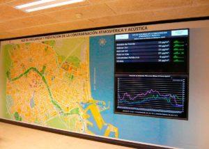 Vigilancia y control de la contaminación acústica y atmosférica en el municipio