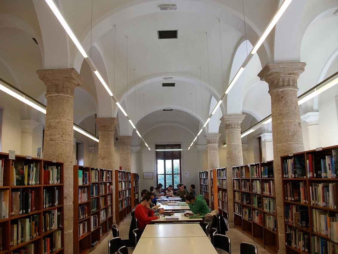 Visita la teua Biblioteca