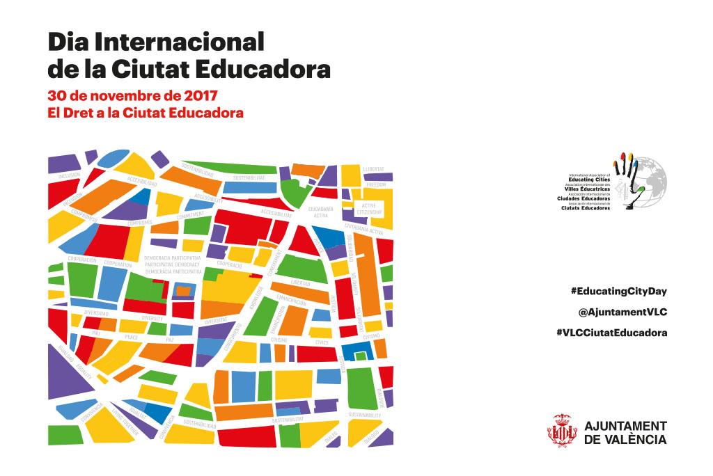 Programació completa del Dia de la Ciutat Educadora