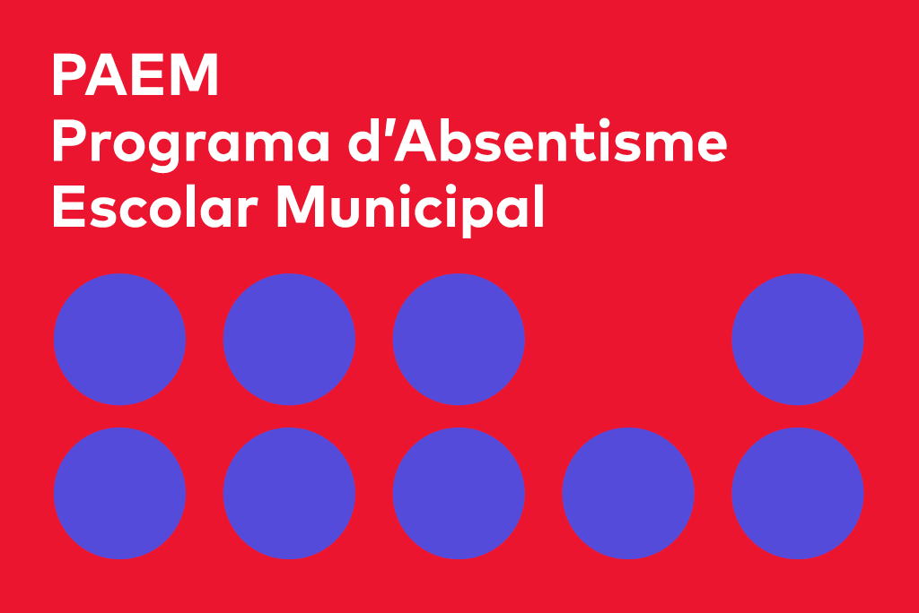 L'Ajuntament de València aprova el programa d'absentisme escolar municipal (PAEM)