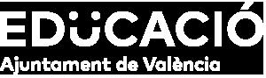 Educació Ajuntament de València Logo