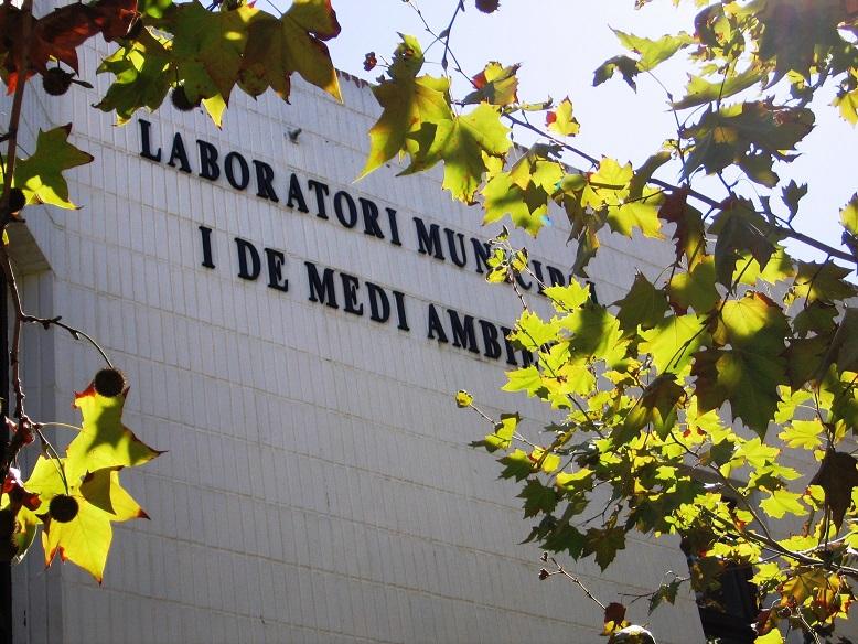 Visita al Laboratori Municipal