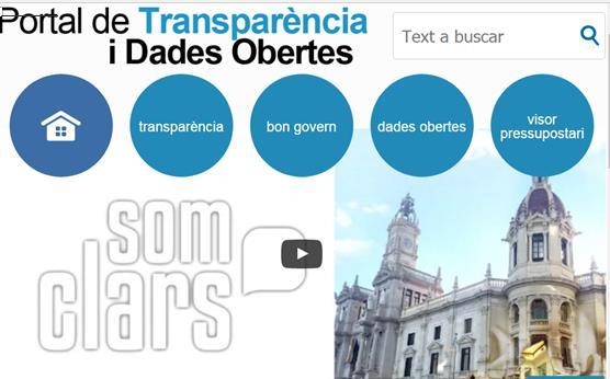 Portal de Transparència i Dades Obertes. Font de coneixement.