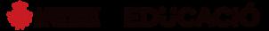 logo Educación, logo Ayuntamiento de Valencia y logo PAM
