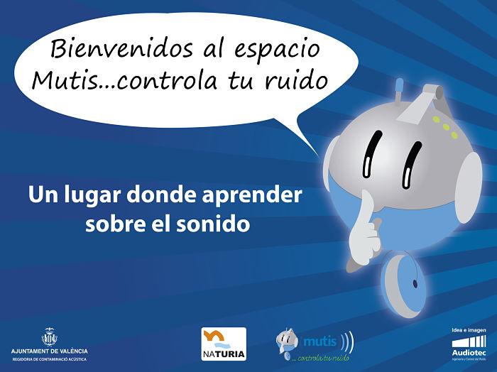 "VII Campaña educativa ""MUTIS… CONTROLA TU RUIDO 2017-2018"""