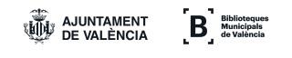 Logotipo xarxa biblioteques municipals