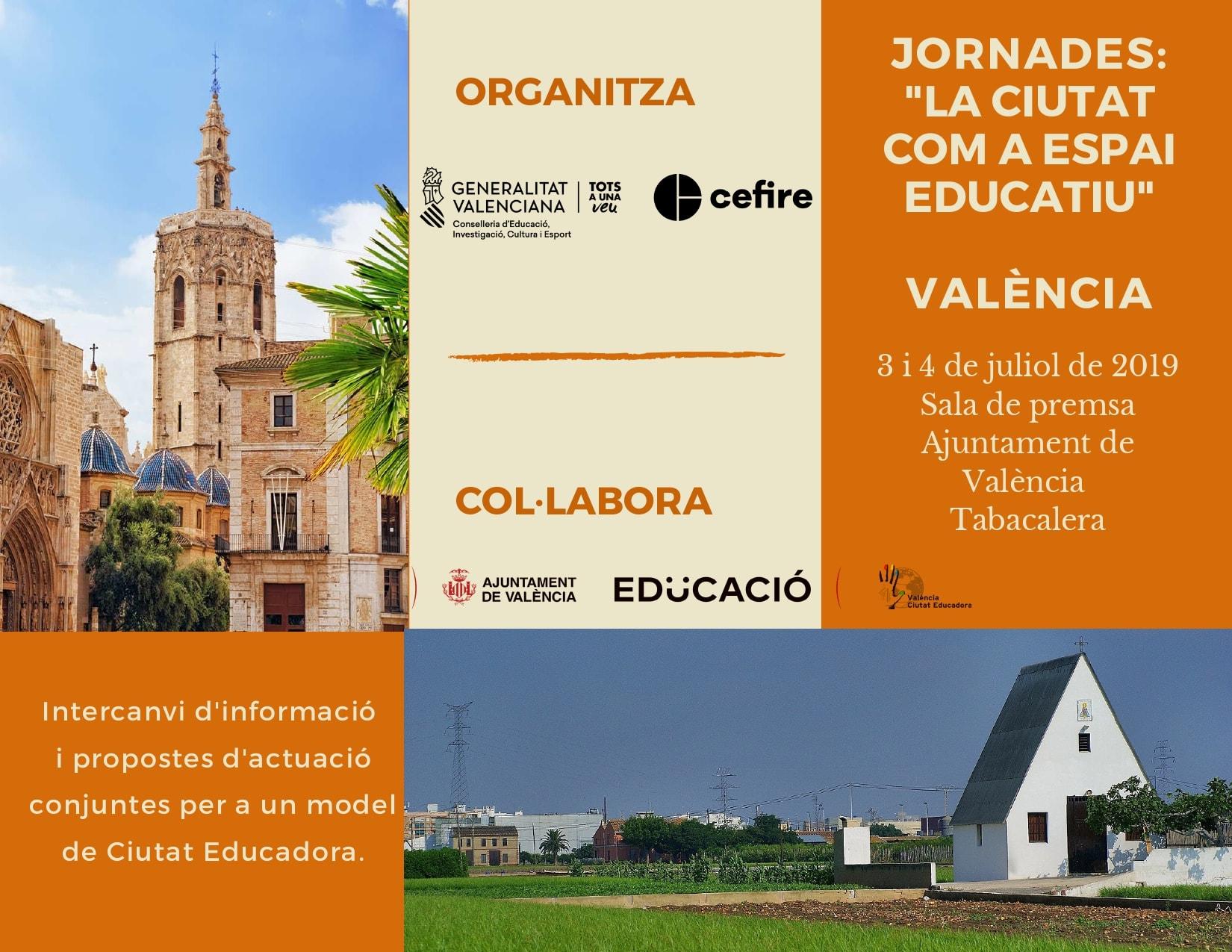 La ciutat com a espai educatiu